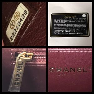 CHANEL Bags - Chanel Beautiful Tan Lock Flap Quilted Sheepskin